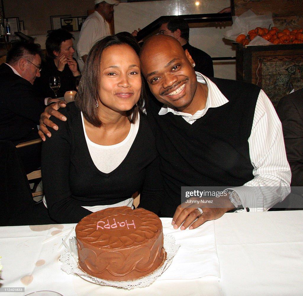 Monique Robinson's Birthday Dinner - October 17, 2005