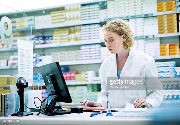Monitoring daily operations of the pharmacy with modern technology