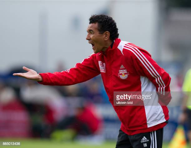 Moniz Ricardo Football Coach Red Bull Salzburg the Netherlands