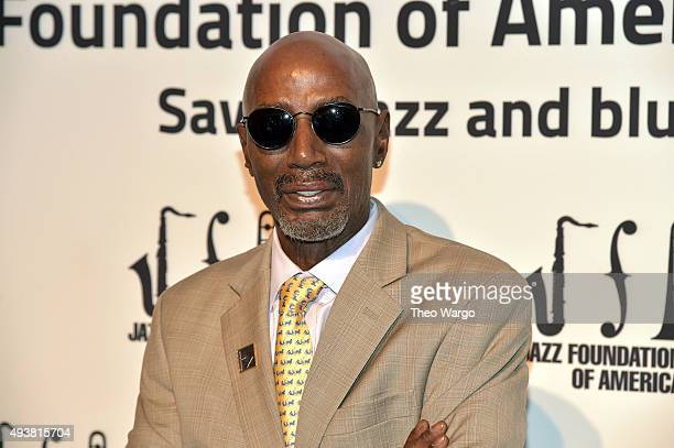 T S Monk attends The Jazz Foundation of America Presents the 14th Annual 'A Great Night in Harlem' Gala Concert to Benefit Their Jazz Musicians...