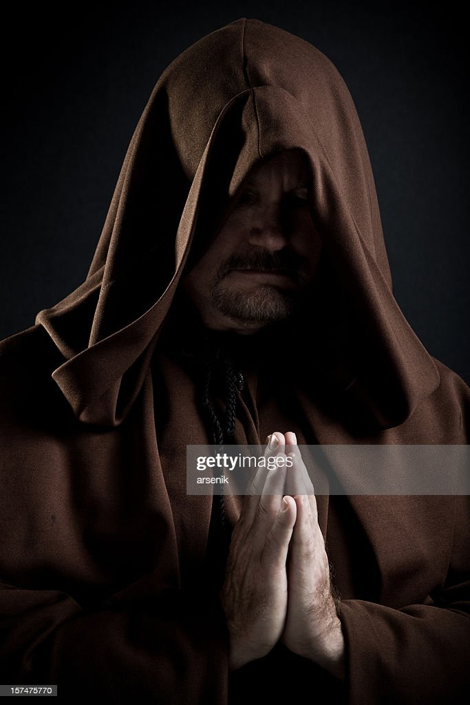 Monk : Stock Photo