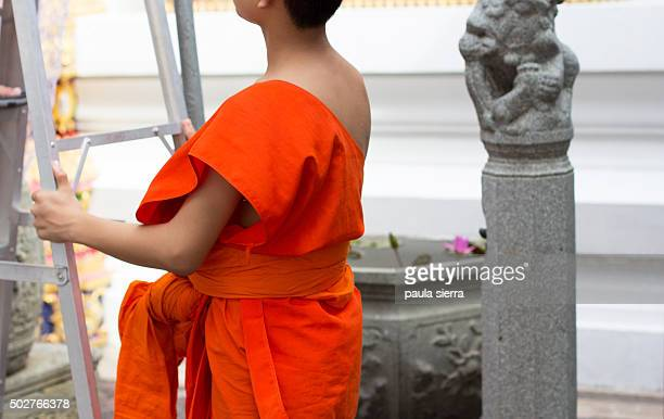 monk - tunic stock pictures, royalty-free photos & images