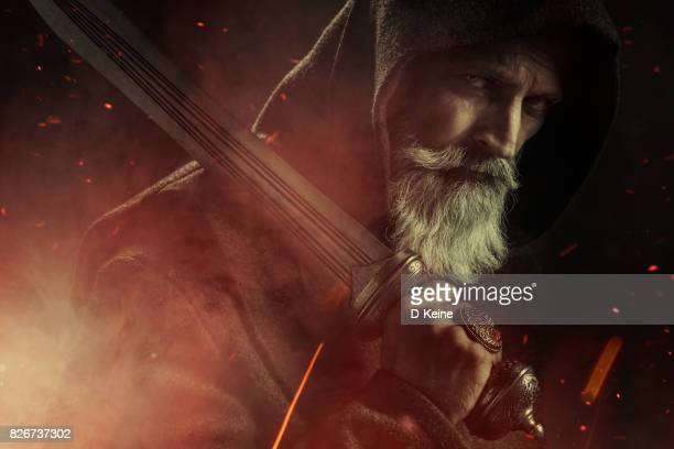 monk - fantasy stock pictures, royalty-free photos & images