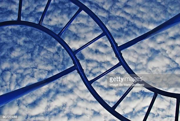 Monkey Bars In The Sky
