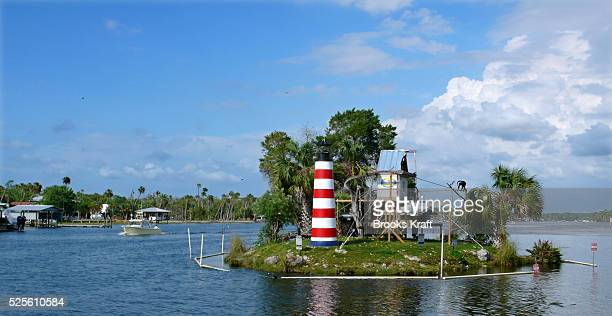 Monkey Island sits in the Homosassa River near the Gulf Coast in northern Florida It is a natural habitat that was created in the 1960's and is home...