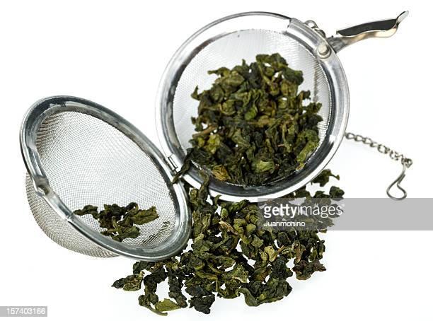 Mono retirados té Oolong