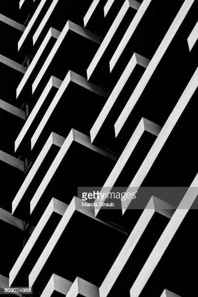 Monochrome Architectural Details