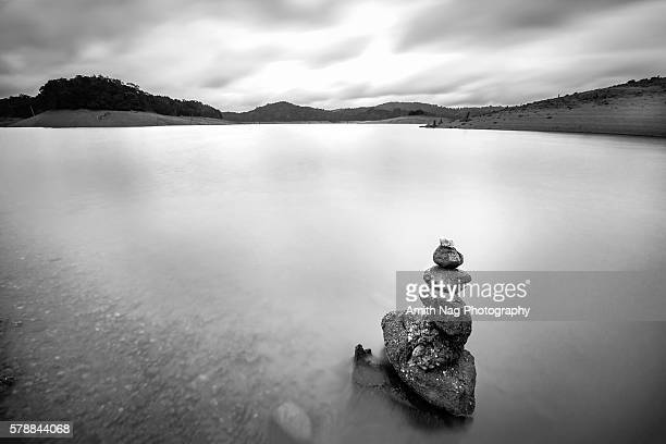 monochrome melancholy - philosophy stock pictures, royalty-free photos & images