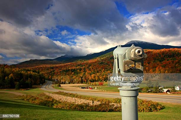 monoculars in new hampshire - grooved stock pictures, royalty-free photos & images