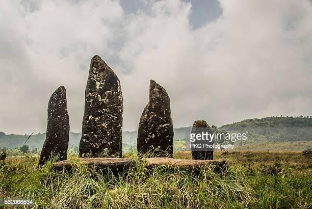 Monoliths of Meghalaya