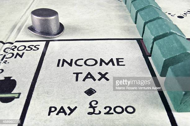 Monopoly - Income Tax (Real estate)