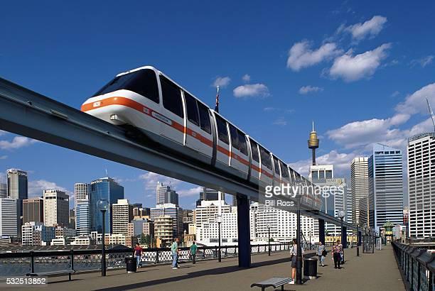 Monorail in Sydney