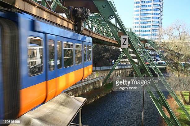 Monorail in Wuppertal
