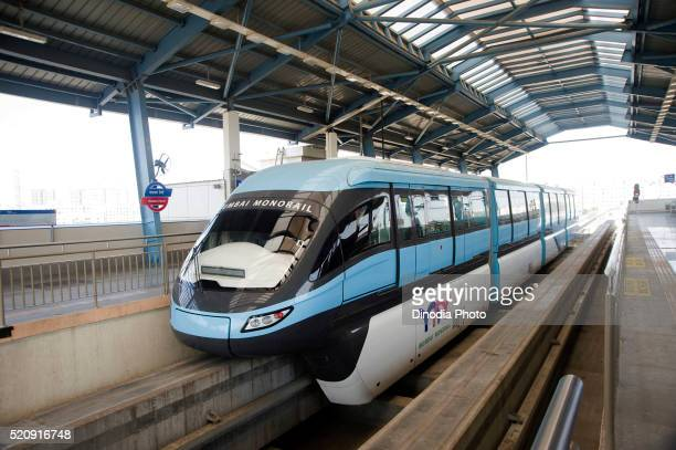 Monorail, mumbai, Maharashtra, India, Asia