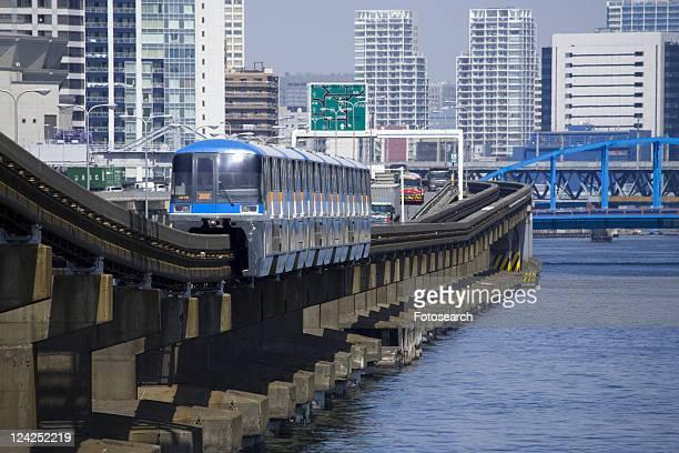monorail - kanto region - fotografias e filmes do acervo