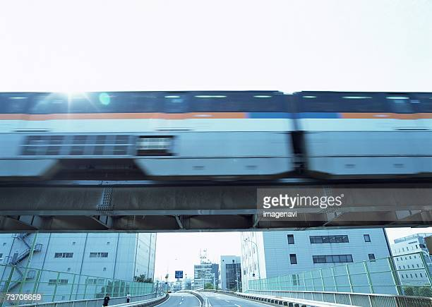 monorail - monorail stock pictures, royalty-free photos & images