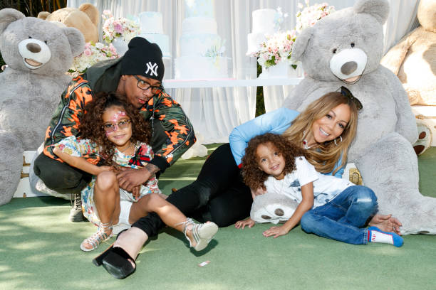 Moroccan Scott Cannon And Monroe Cannon Party Hosted By Mariah Carey and Nick Cannon