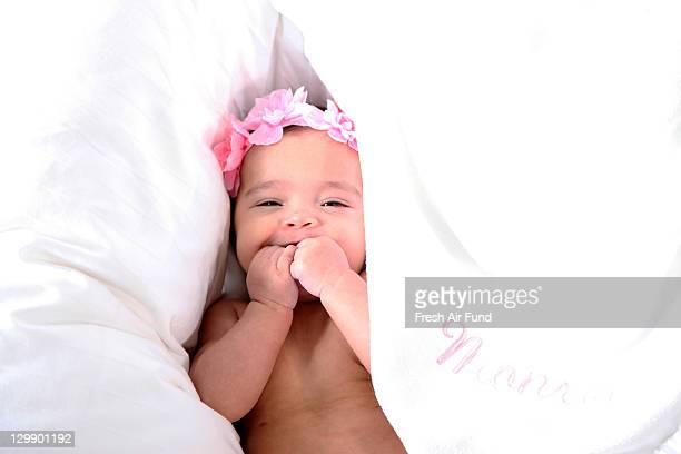 Solo Neonate Femmine Foto E Immagini Stock