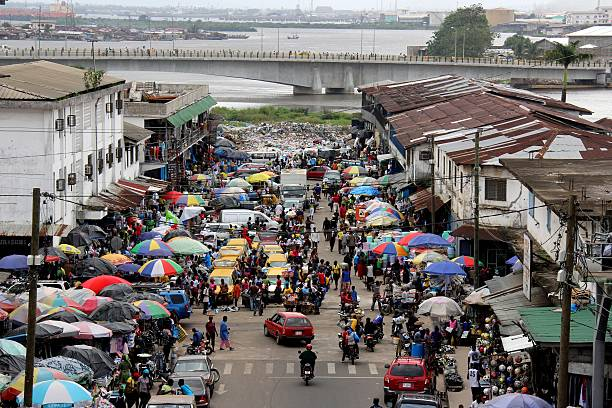 Monrovia, Liberia Monrovia, Liberia