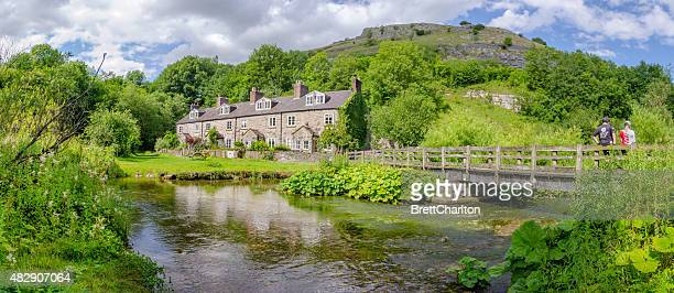 monsal trail - peak district national park stock pictures, royalty-free photos & images