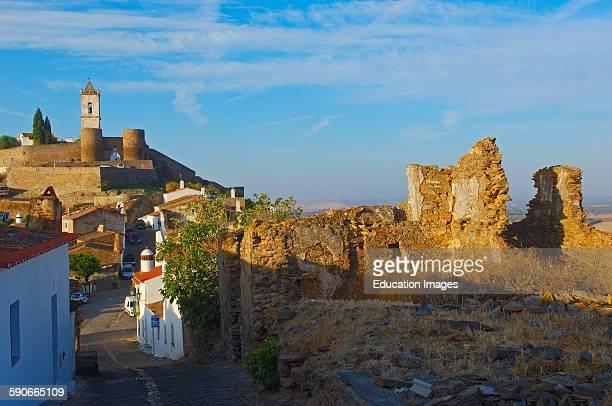 Monsaraz fortified village Alto Alentejo Portugal