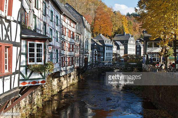 monschau - north rhine westphalia stock pictures, royalty-free photos & images