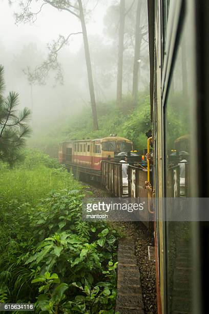 Monsoon affair with the queen of hills Shimla