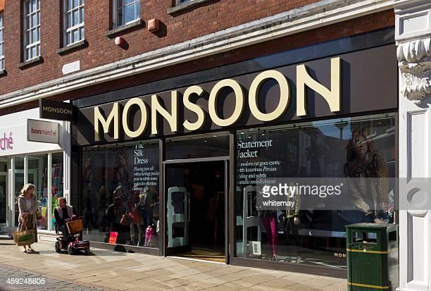 Monsoon clothing shop