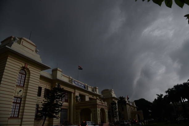 IND: Heavy Rain Lashes Bihar