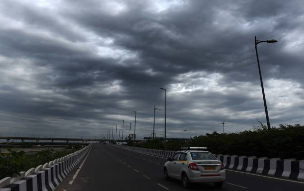 IND: Pleasant Weather In Delhi-NCR