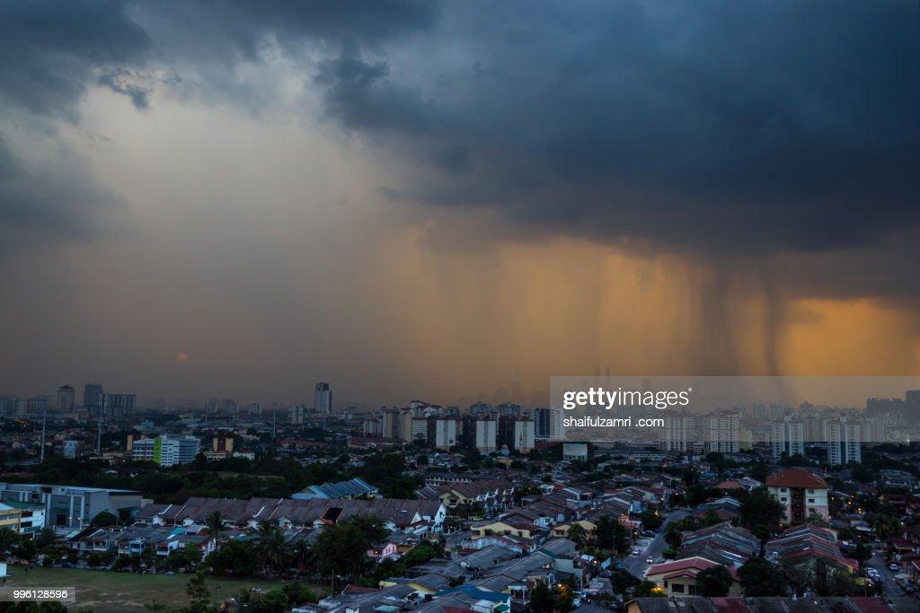 monsoon : Stock Photo