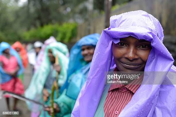 Monsoon season in Kerala