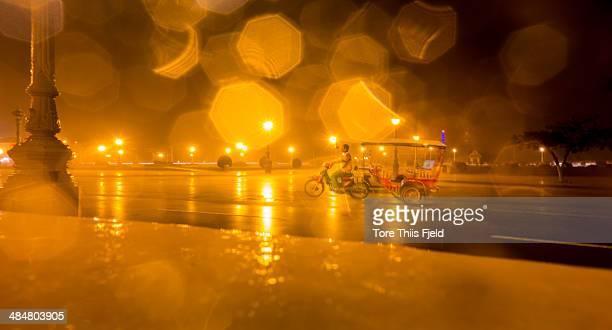 Monsoon Tuk-Tuk ride