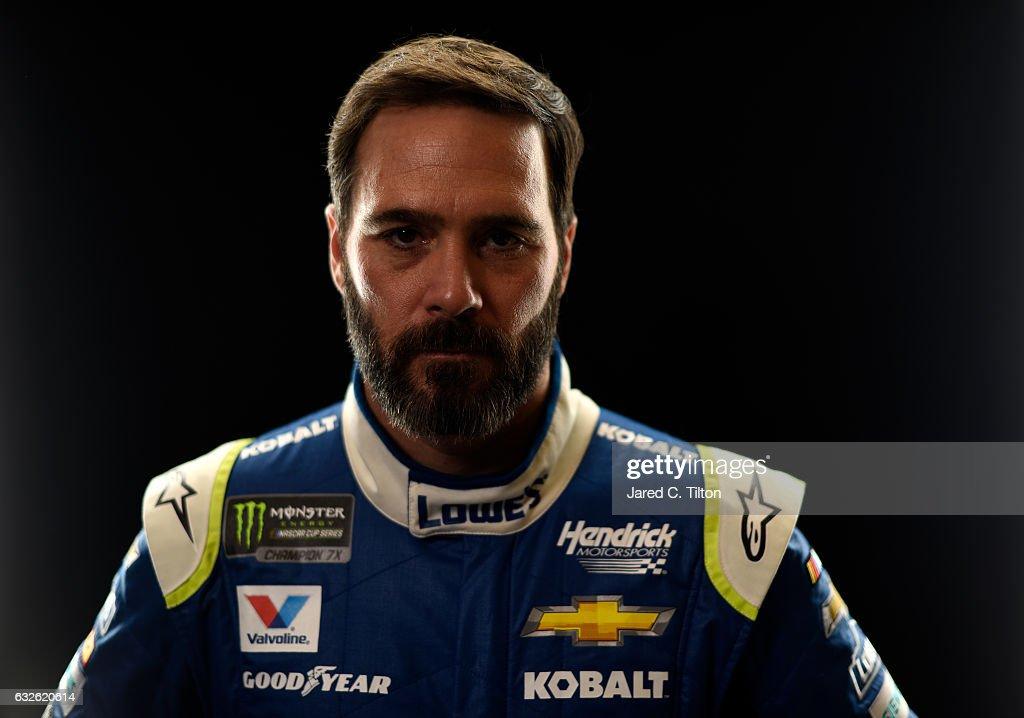 Monster Energy NASCAR Cup Series Portraits : News Photo