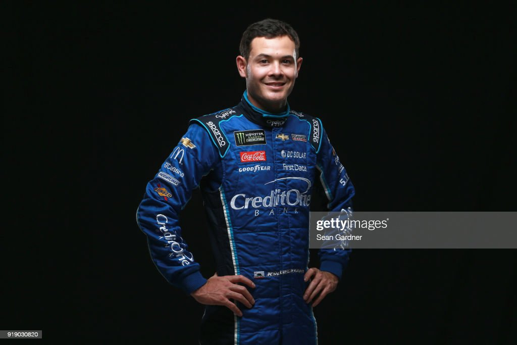 2018 NASCAR - Portraits