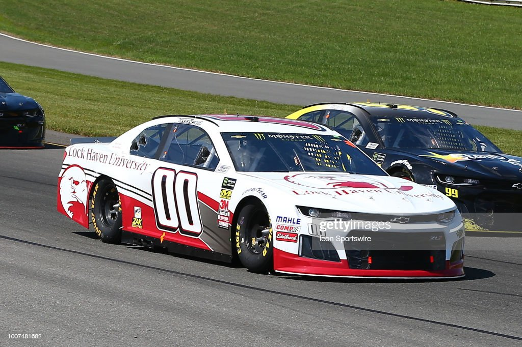 Monster Energy Nascar Cup Series Driver Landon Cassill Lock Haven