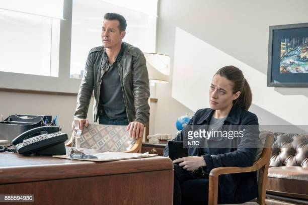 D 'Monster' Episode 509 Pictured Jon Seda as Antonio Dawson Marina Squerciati as Kim Burgess