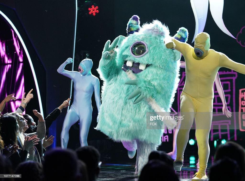 "FOX's ""The Masked Singer"" - Season One : News Photo"