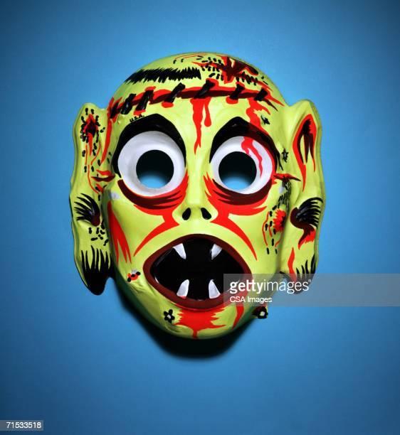 monster mask - scary monster ストックフォトと画像