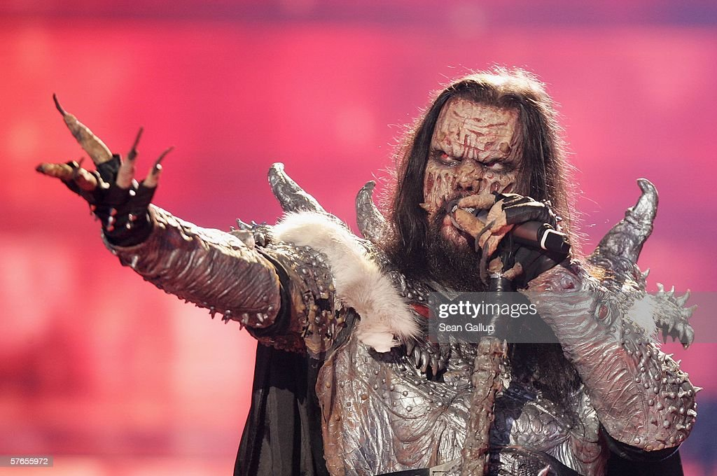 Eurovision - Dress Rehearsal & Final : News Photo