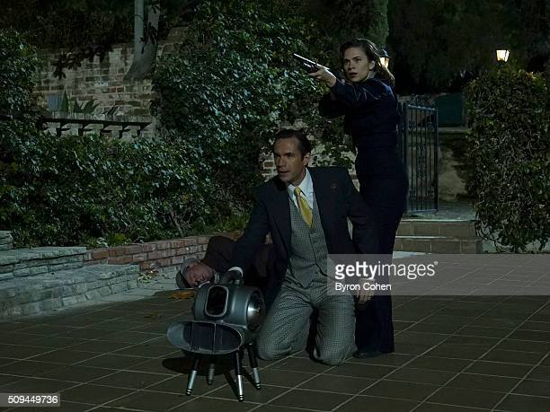 S AGENT CARTER 'Monsters' As Peggy plots a rescue mission Whitney hunts for even more dark power and Jarvis learns he should not make promises he...