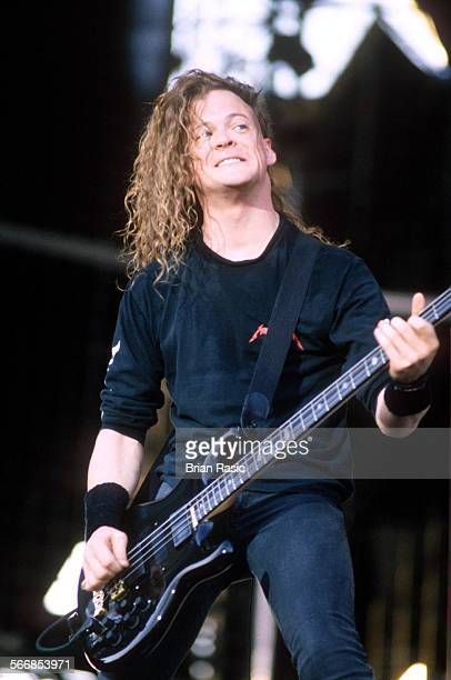Monsters Of Rock Festival At Castle Donington Leicestershire Britain 1991 Metallica