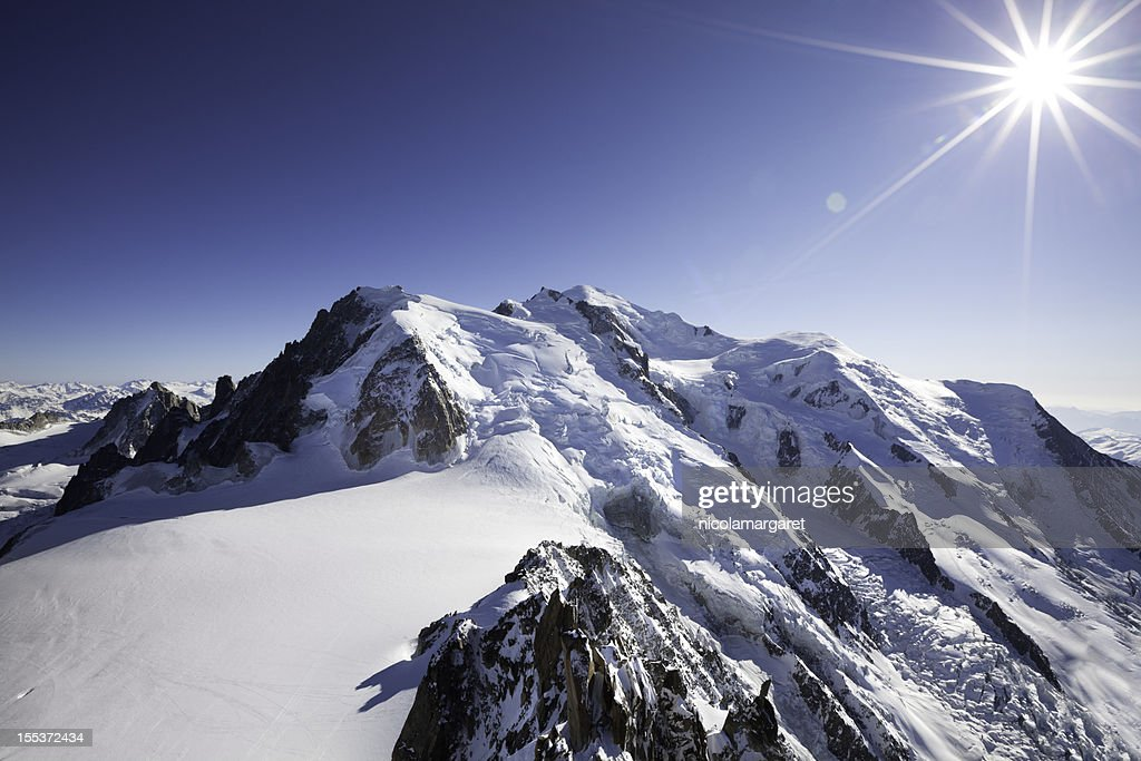 Mount Blanc is the highest mountain in the Alps and considered to be the birthplace and symbol of modern mountaineering. However, it was estimated that there have been 6,000-8,000 alpinist fatalities in total, more than on any other mountain.