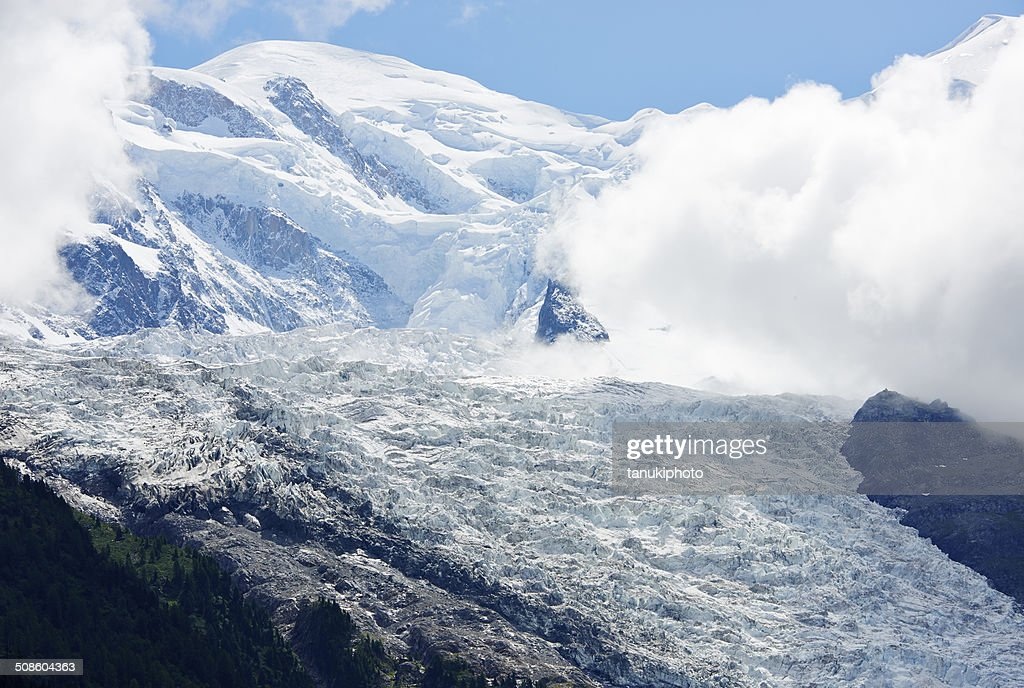 Mont Blanc : Stock Photo