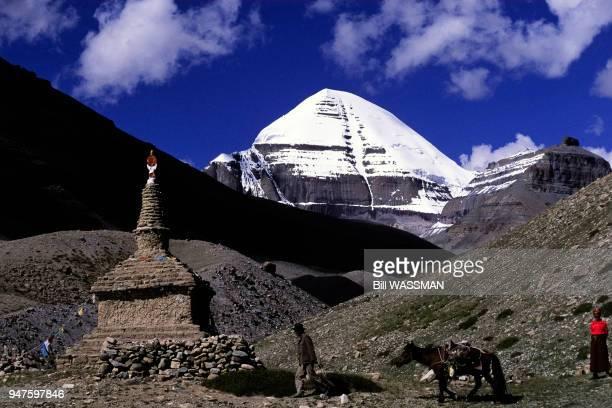 Mont Kailash au Tibet Chine