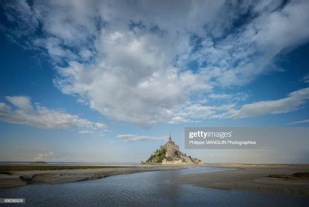 Mont Saint Michel : ストックフォト