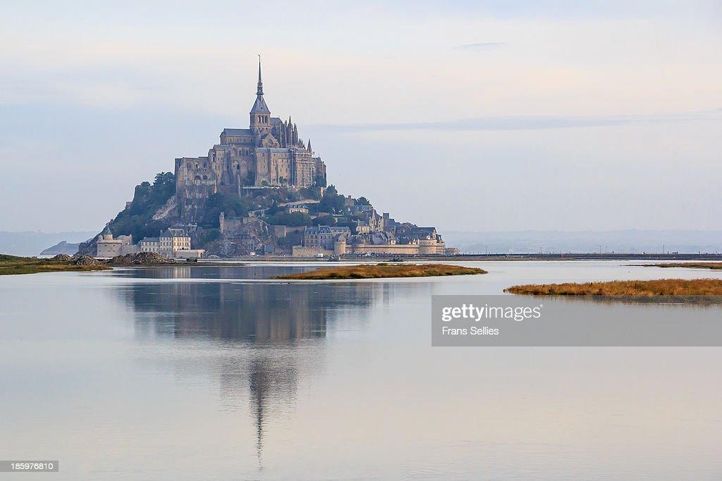 Mont Saint-Michel (France) : News Photo