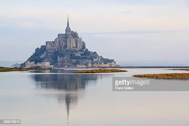 Mont Saint-Michel is an island commune in Normandy, France. One of France's most recognisable landmarks, Mont Saint-Michel and its bay are part of...