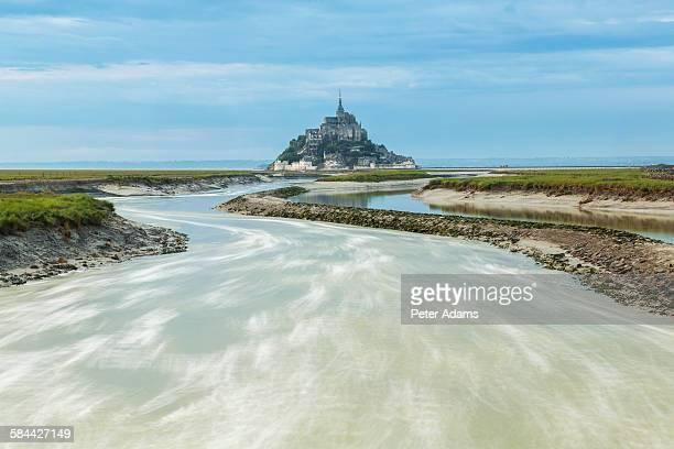 Mont St Michel, Manche, Normandy, France
