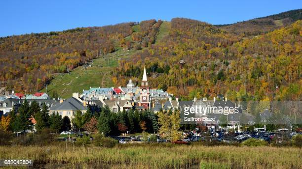 Mont Tremblant in the Autumn